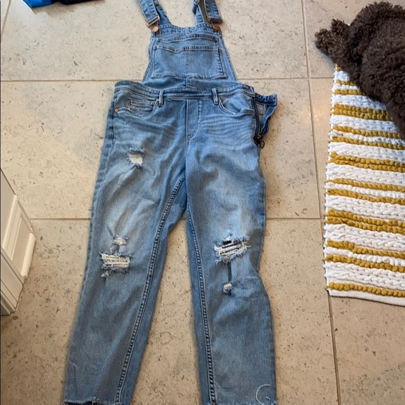BlankNYC overalls
